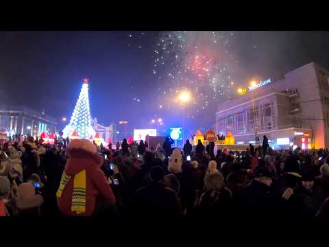 Novosibirsk - New Year 2019 - Russia / Новосибирск