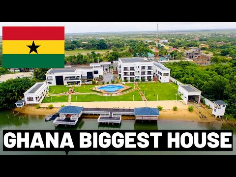 🇬🇭GHANA'S BIGGEST HOUSE!