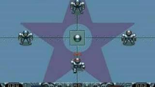 Speedball 2: Brutal Deluxe vs Super Nashwan