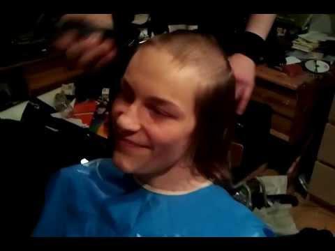 Haare schneiden 6mm
