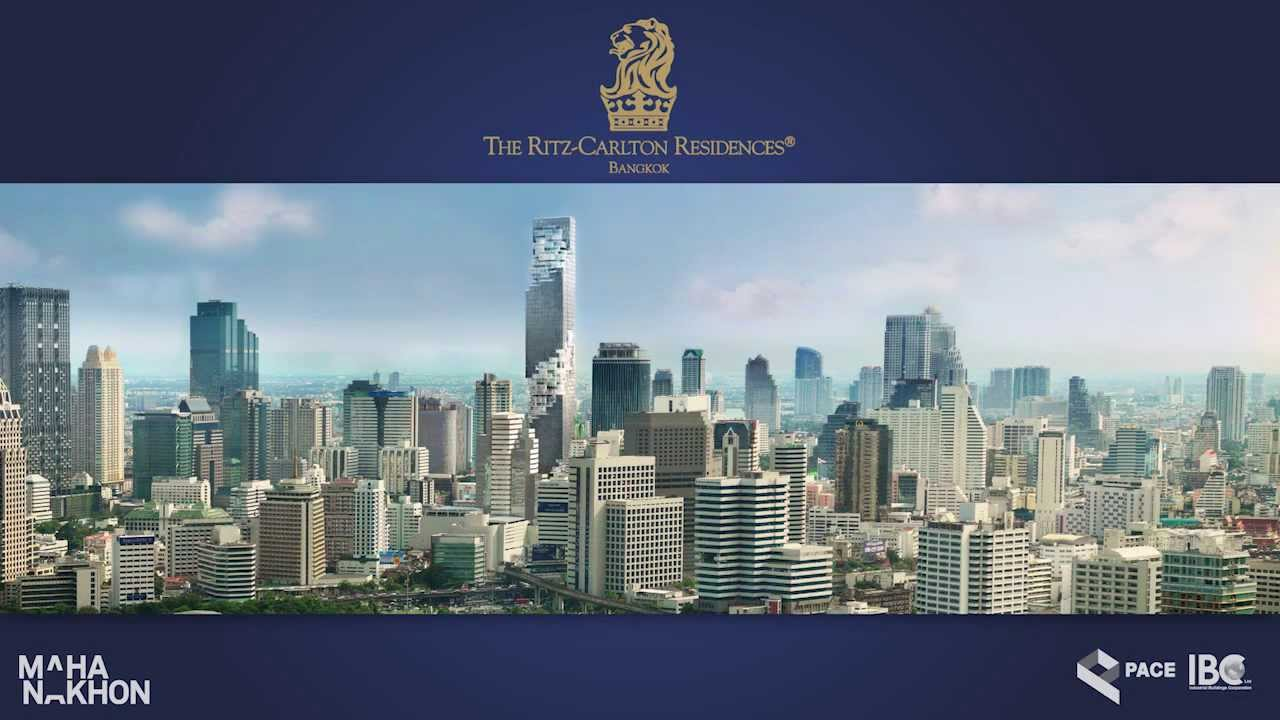 Duplex Residence Tour: The Ritz Carlton Residences, Bangkok At MahaNakhon    YouTube