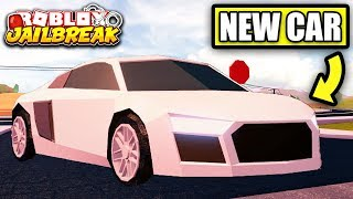 Jailbreak AUDI R8 NEW CAR 🚨 NEW POLICE VEHICLE! SEASON 3 UPDATE LEAKS | Roblox Jailbreak New Update