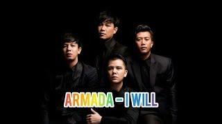 Armada - I Will (Lirik) Official Video