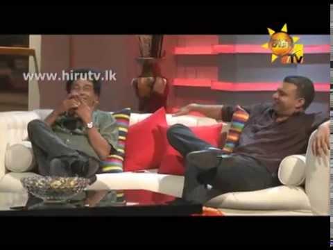 Hiru TV - Show Time With Niro EP 02 - Amal & Mahendra | 2015-01-25