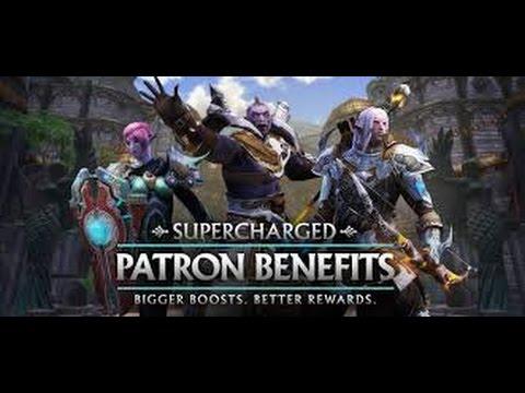 how to cancel patron status archeage