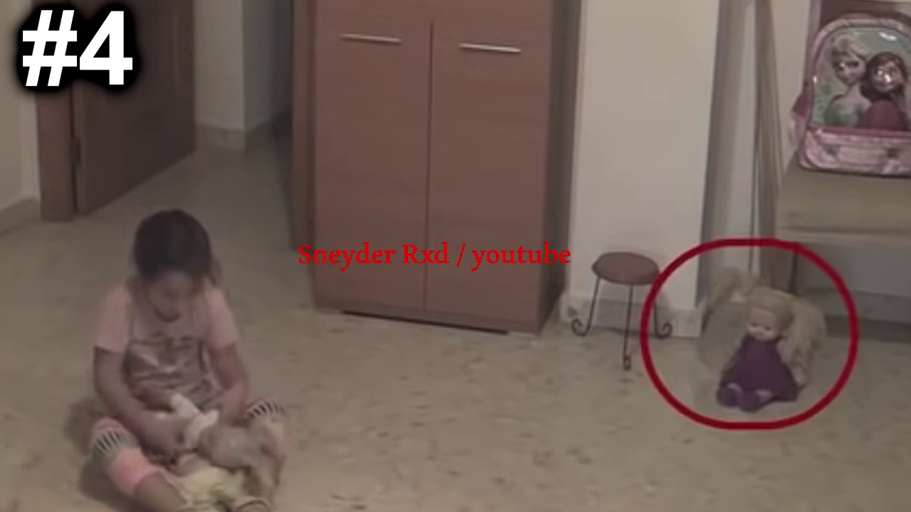 Vídeos De Terror Muñeca Se Mueven Solas Youtube