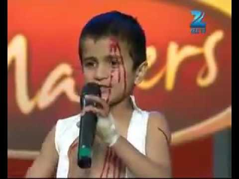 Lil boy acting dance india dance