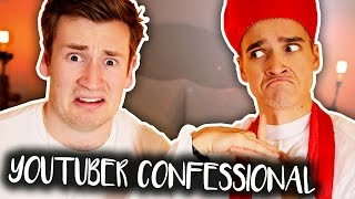 THE YOUTUBER CONFESSIONAL WITH A TWIST! | OLI WHITE