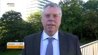 Jürgen Hardt zur UN-Versammlung in New York im Tagesgespräch am 28.09.2015