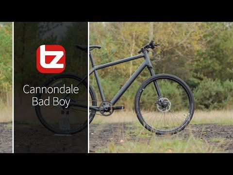 2018 Cannondale Bad Boy Range Review