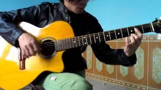 LE CERISIER ROSE ET POMMIER BLANC (Cánh Bướm Vườn Xuân) guitar classic-Duy Bảo