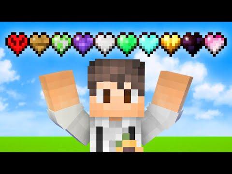 Minecraft Mit Custom Herzen