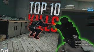 ELA STILL GOT IT - Top 10 Rainbow Six Siege Plays