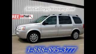 Used 2007 Buick Terraza CXL For Sale