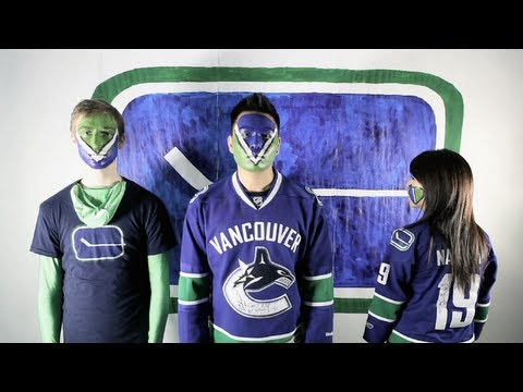 CANUCKS PLAYOFF SONG (Gotye - Somebody That I Used to Know PARODY)
