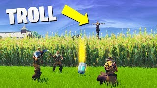 I PASS BY SPANTAPAJARO and TROLLEO PEOPLE😂🙌 - Fortnite Funny Moments