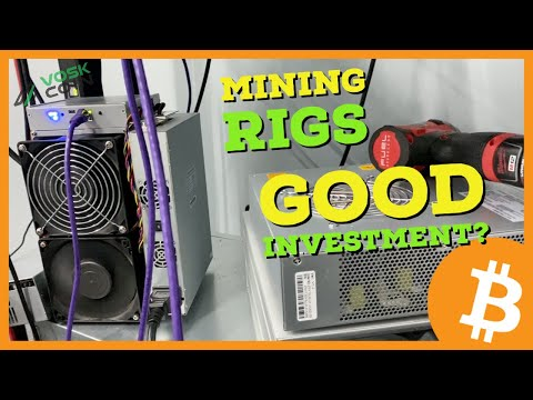 Are Crypto Mining Rigs a GOOD INVESTMENT??!