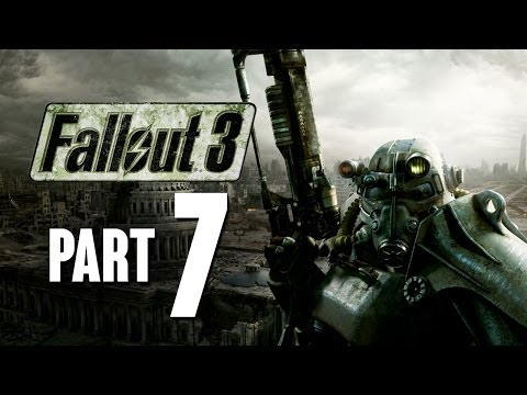 Fallout 3 Walkthrough Part 7 - MUSEUM OF TECHNOLOGY