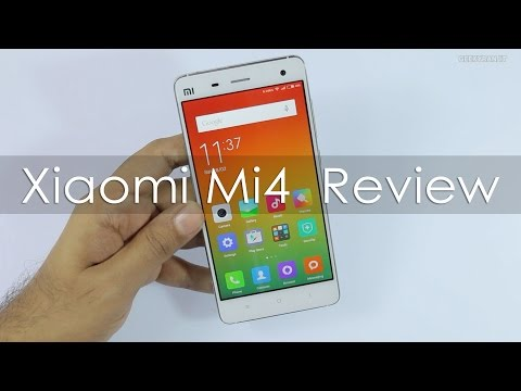 Xiaomi Mi4 Smartphone Review with Pros & Cons