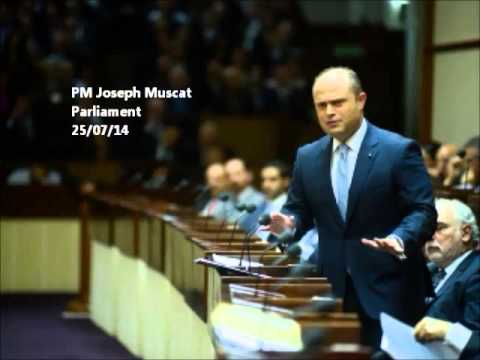 The Malta Independent - PM Joseph Muscat on abduction