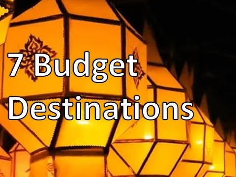 Travel Tip: 7 Great Budget Destinations and other travel tips