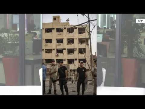 20 August   HEADLINES: Pistorius parole, Tutu in hospital & Cairo bombing