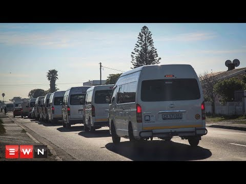 Cape Town taxi strike called off, in best interest of commuters