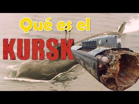 Submarino Kursk    De la vida real a las consolas