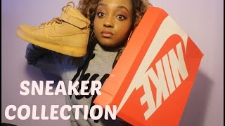 my sneaker collection nike adidas and more