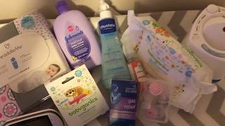 My top 10 Favorite Baby Products