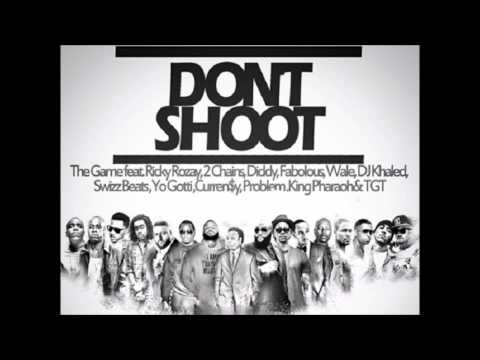 The Game - Don't Shoot HD 1080P ( Bass Boosted )
