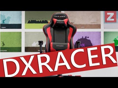DXRACER - Кресло для Ваших булок, задроты! - обзор от zaddrot.com