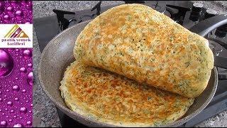 PAZAR KAHVALTISINA PARMAK YEDİREN BİR TARİFİM VAR - Pratik Yemek Tarifleri