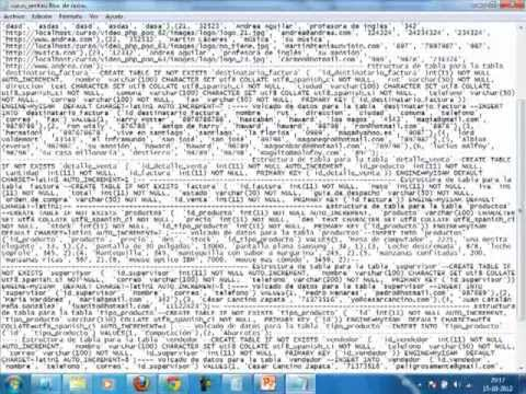 VideoTutorial 65 del Curso de PHP POO