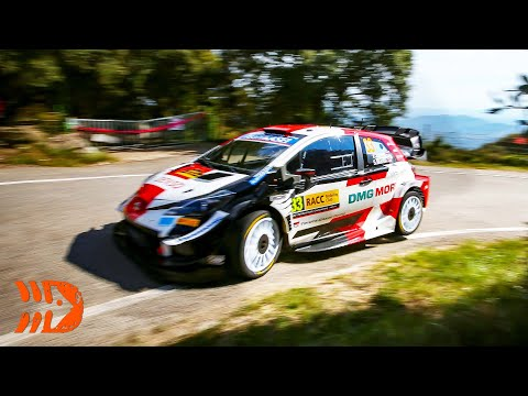 Why are WRC cars understeering at Rally Spain? EXPLAINED