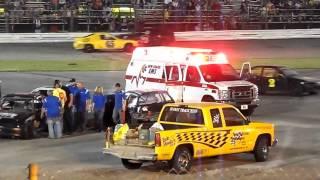 Front Wheel Drive Figure 8's 5/23/15 Sportsdrome Speedway, Clarksville, IN