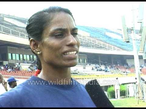 Payyoli Tevaraparampil  Usha, the golden girl