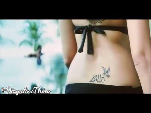 Anushka sherry new HOT video song billa mix
