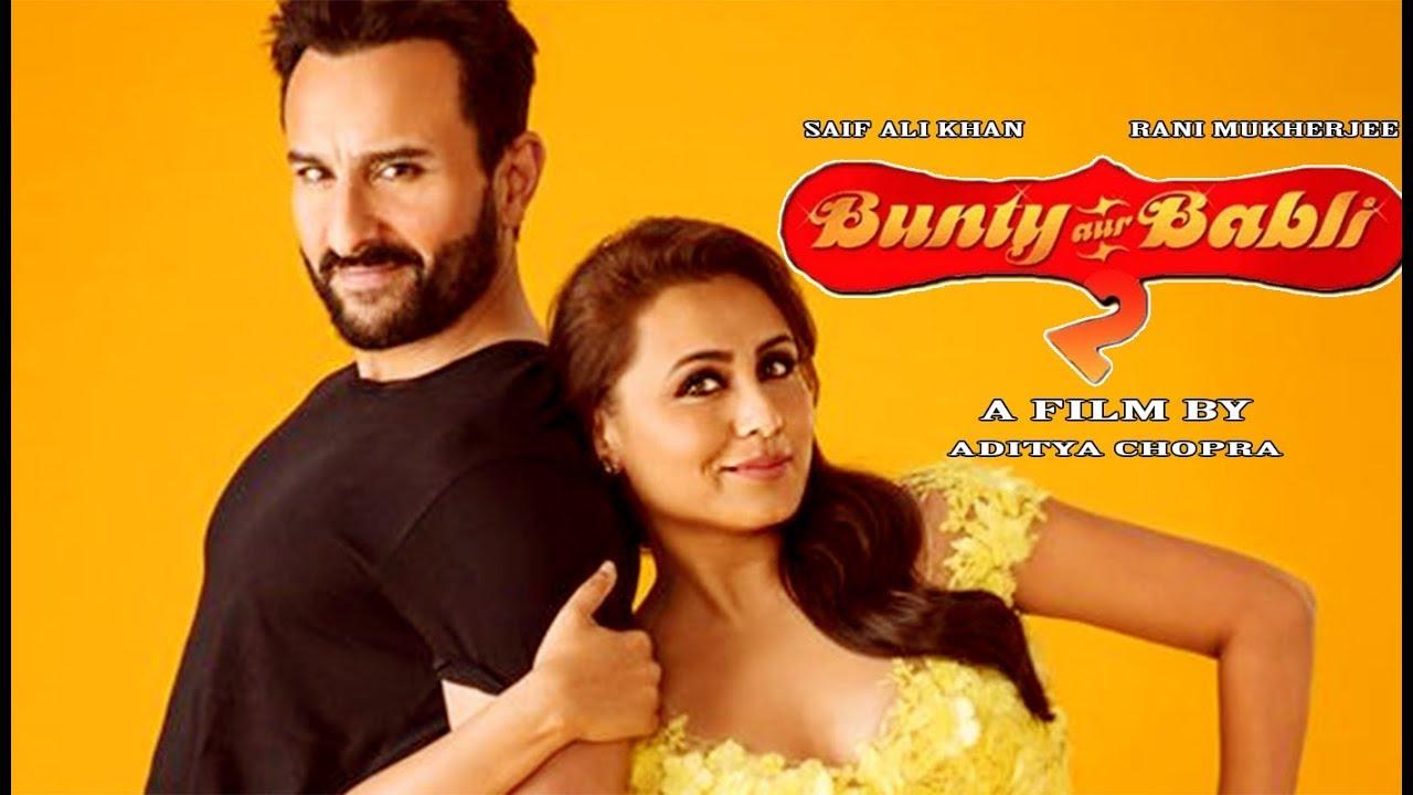 Image result for फिल्म-'बंटी और बबली 2' poster