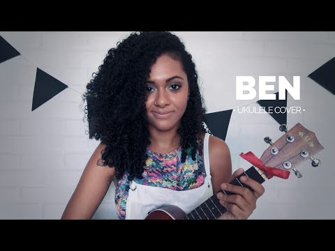 Ben - Rubel (ukulele cover) | Elisa Alecrin
