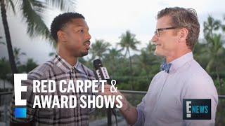 "Michael B. Jordan Confirms ""Creed 2"" Is Happening | E! Red Carpet & Award Shows"