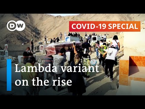 More than one million dead in Latin America as variants spread   COVID-19 Special