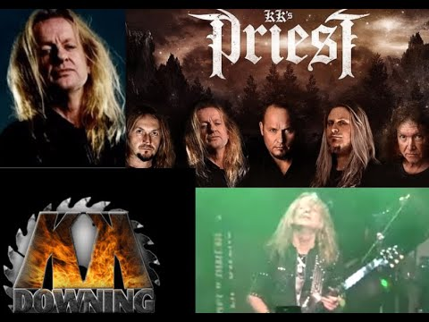 KK'S PRIEST feat. K.K. Downing new album out in 2021 + live shows update!