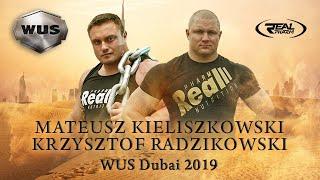 Mateusz Kieliszkowski x Krzysztof Radzikowski - WUS Dubai 2019