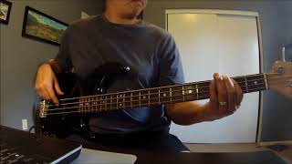 """Build My Life"" (Passion)  Bass Cover"