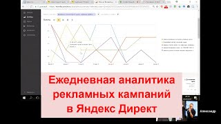 видео Аналитика контекстной рекламы от Гугл и Яндекс