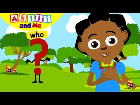 Read with Akili and Me | Cartoons for Preschoolers | African Cartoons
