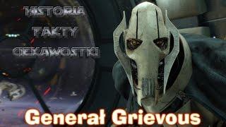 Kim jest Generał Grievous - Historia, fakty i ciekawostki (Kanon) ~Gwiezdne Wojny~