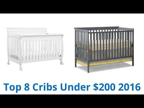 8 Best Cribs Under $200 2016