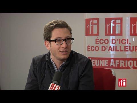 Jérémy Hodara, co-fondateur et co-dirigeant de Africa Internet Group (1)